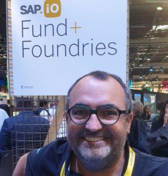 Sébastien Gibier, Directeur SAP iO France