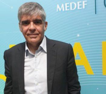 Christian Poyau, président du comité Mutations technologiques du Medef
