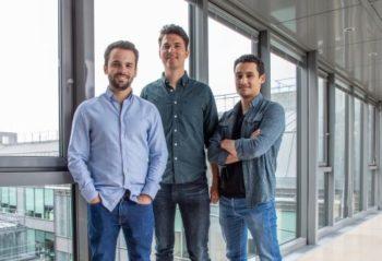 Mindsay: l'équipe fondatrice de la start-up