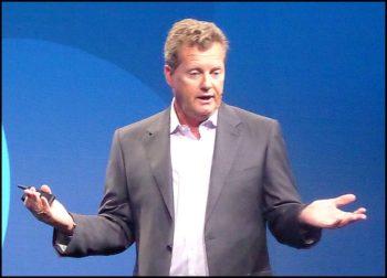 Frank Slootman, CEO de Snowflake
