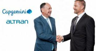 OPA de Capgemini sur Altran: quand l'IT rencontre l'OT