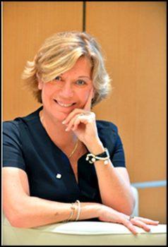 Muriel Melot, directrice du pilotage opérationnel transverse Santé Prévoyance chez AG2R La Mondiale