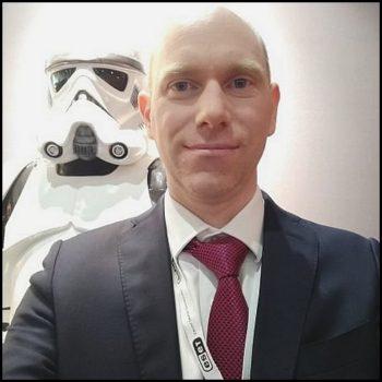 Benoît Grunemwald, directeur des opérations chez Eset France
