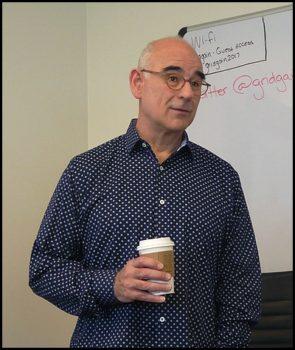 Abe Kleinfeld, CEO de GridGain