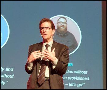 Gary Bloom, CEO de MarkLogic