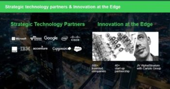Schneider Electric: les alliances technologiques