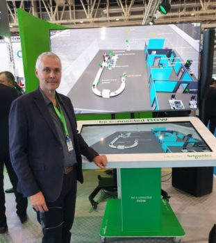 Schneider Electric: interview de Serge Catherineau