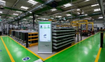 "Smart Factory: ""Site-vitrine"" Schneider Electric du Vaudreuil"