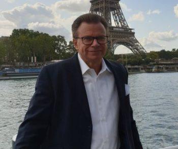 Alain Bouillé, vice-président et administrateur du Cesin