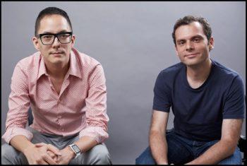 Alexis Lê-Quôc et Olivier Pomel, cofondateurs de Datadog