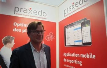 Interview Jean de Broissia, CEO et co-fondateur de Praxedo