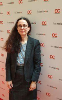 Interview de Mylène Jarossay, présidente du Cesin