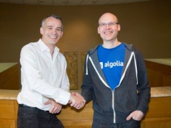 Jolie levée de fonds pour Algolia: 110 millions de dollars
