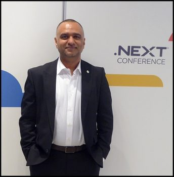 Dheeraj Pandey, cofondateur et CEO de Nutanix