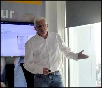 Erik Marcadé, directeur SAP Labs Paris chez SAP
