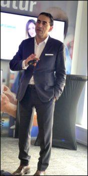 Gérald Karsenti, PDG de SAP France