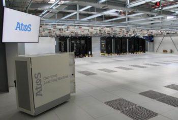 Atos: centre d'essais de supercalculateurs