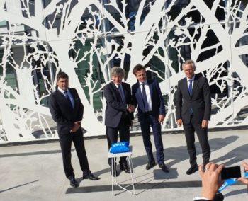 Atos HPC: inauguration du centre d'essais de supercalculateurs