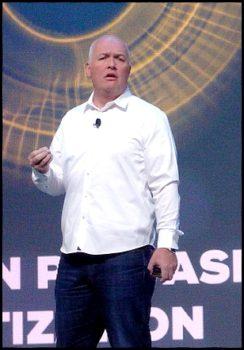 Oliver Ratzesberger, CEO de Teradata