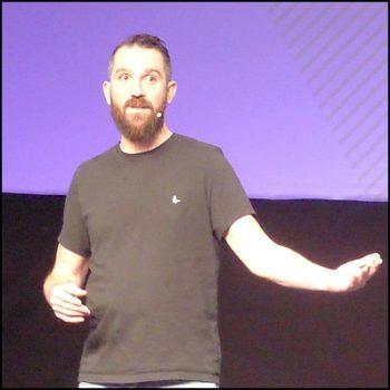 James Rawlings, Principal Software Engineer chez Cloudbees, présente CloudBees CI/CD powered by Jenkins X