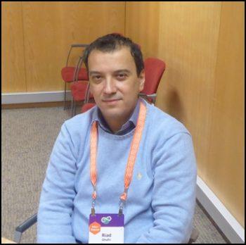 Riad Ghafir, Global Head of Production Factories chez BNP Paribas CIB