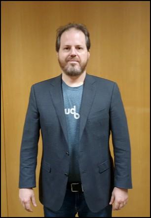 Sacha Labourey, cofondateur et CEO de CloudBees