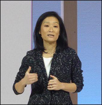 Jennifer Lin, vice-présidente Product Management chez Google Cloud