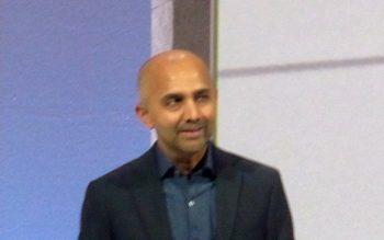 Pali Bhat, Vice President Product et Design chez Google