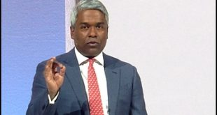 Thomas Kurian, CEO de Google