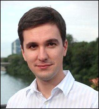 Mathias Robichon, directeur technique chez NetApp France