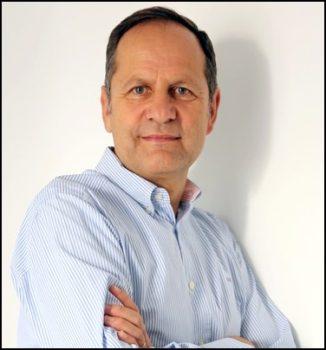 Joël Rubino, CEO et cofondateur de Cartesiam.