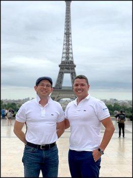 Qumolo France: Rodolphe Garcia et Vincent Gibert