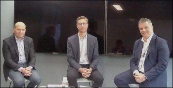 Workday: Pierre Gousset, Jérôme Froment-Curtil et François Cadillon.