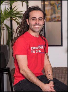 Nicolas Korchia, cofondateur et directeur général d'Indexima