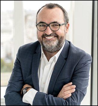 Sébastien Gibier, directeur de SAP.iO Foundry Paris.