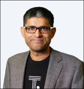 Ajeet Singh cofondateur et président de ThoughtSpot.