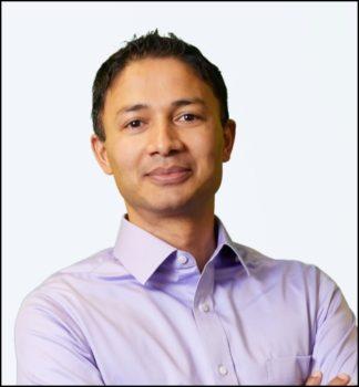 Sudheesh Nair, CEO de ThoughtSpot.