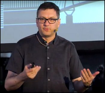 Craig McLuckie. vice-président Modern Applications Platform chez VMWare