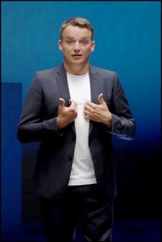 Christian Klein, CEO de SAP