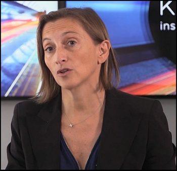 Valérie Frankiel, directrice générale adjointe et associée chez Keyrus.