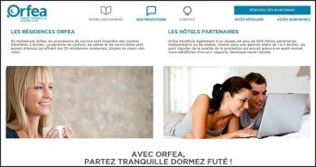 Orfea: 55 résidences et plus de 600 hôtels partenaires