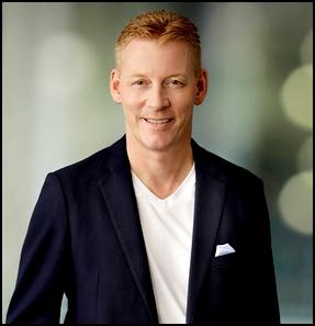 Vincent English, CEO de Megaport