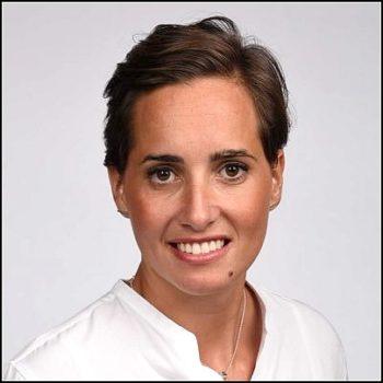 Coralie Marion, responsable des solutions de collaboration chez Cisco France