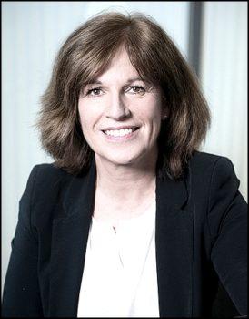 Nadine Pichelot, directrice administrative et financière pour l'Europe chez Anaplan.