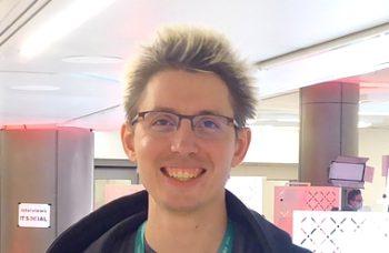 Ivan Kwiatkowski, chercheur en cybersécurité chez Kaspersky