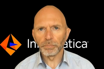 Denis Herriau, directeur général d'Informatica France