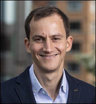 Thibaut Rouffineau, VP marketing chez Canonical.
