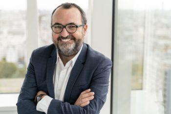 Sébastien Gibier, Directeur de l'accélérateur SAP.iO Foundry Paris