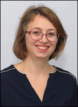 Julie Delpech de Frayssinet, responsable du contrôle de gestion chez Total Quadran