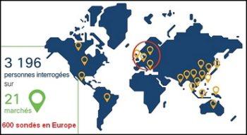 Etude Cisco: l'avenir du travail à distance sécurisé, Zoom sur l'Europe